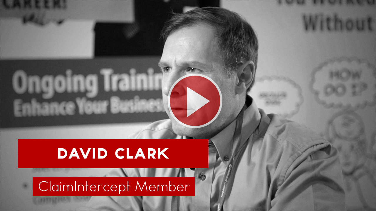David Clark: Joe is The Home Inspector's Attorney!