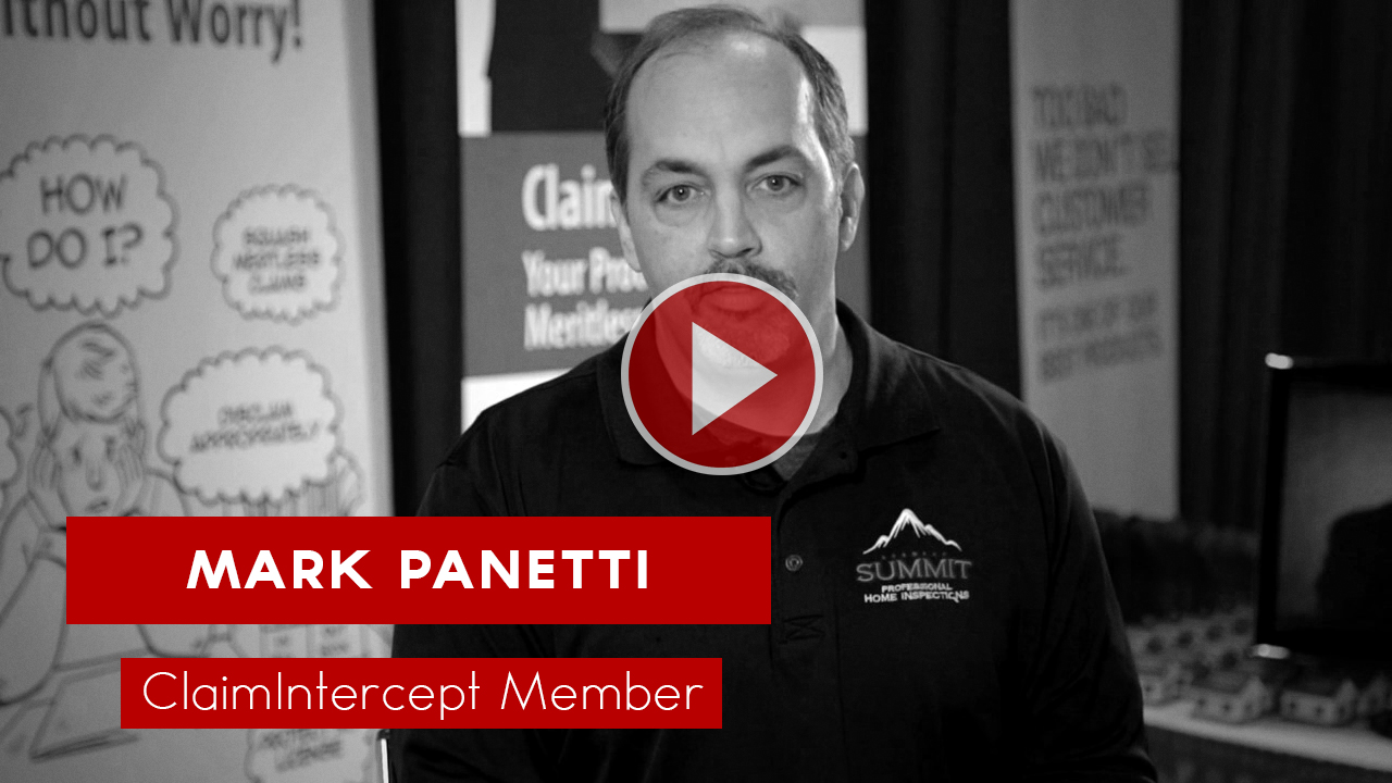 Mark Panetti: Joe Allows Me to Concentrate on Home Inspections